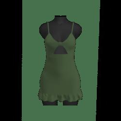 Summer Dream Dress (green)