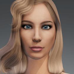 Gina 1.0 - Female Custom Avatar