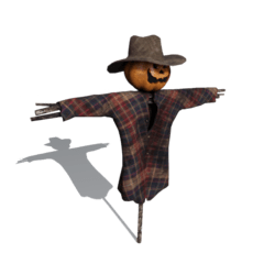 Scarecrow [Halloween version]