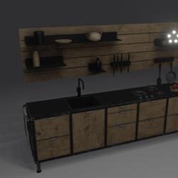 Detroit Kitchen