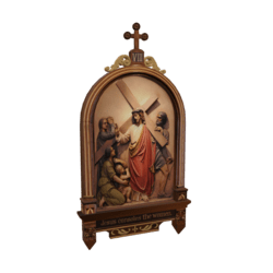 Station of the Cross VIII