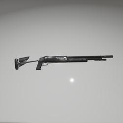 ZOMBIE SLAYER shot gun