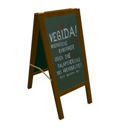 Vegidaschild