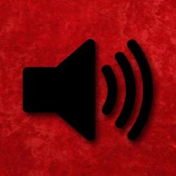 Voices inside my head - background sound