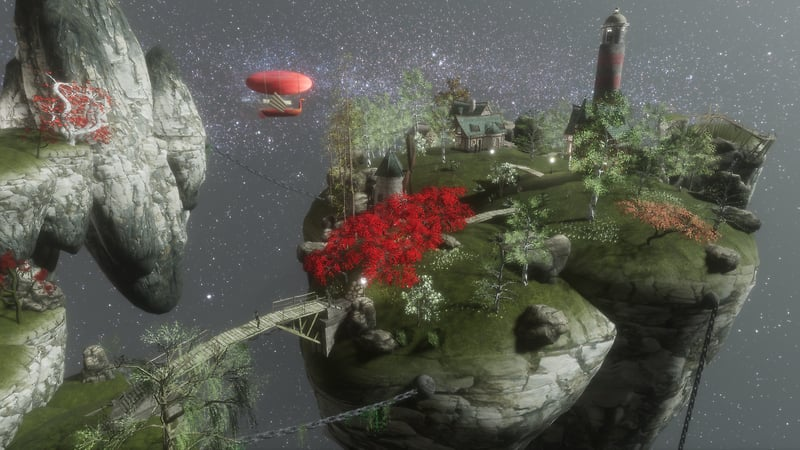 Ambard's Oasis
