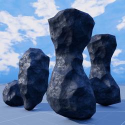 Asteroid Rocks