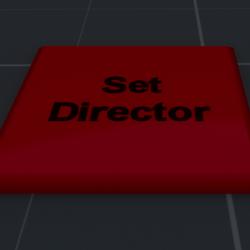 Camera - Set Director