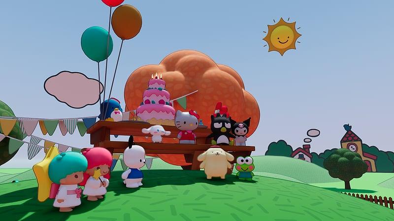 Hello Kitty's Birthday Bash