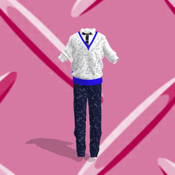 Boy's school uniform DEMO