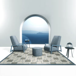 Aegean furniture set