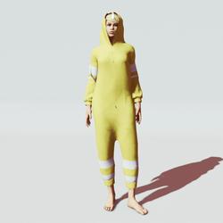 Yellow Onesie
