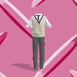 Boy's school uniform 001