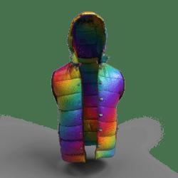 LoveGang sleveless Jacket male