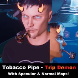 Tobacco Pipe - Trip Demon