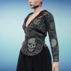 Gothic Style Coat