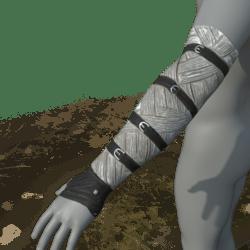 20-034-0044 - Male Arm Bracers