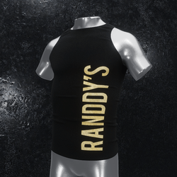 Sleeveless Shirt Gift black
