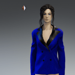 Woman Blazer #2