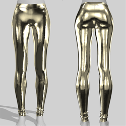 Leggings Maddy Gold