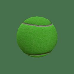VR Tennis Ball