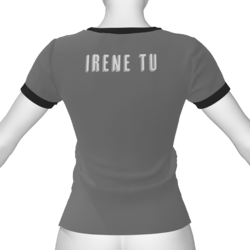 18TH ANNUAL SF SKETCHFEST T-Shirt - Irene Tu (Female)