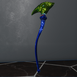 Elven Wizard Costume V1 Staff