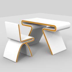 Futuristic Desk/Table