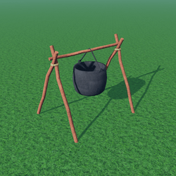 Pot Cookoing Supported