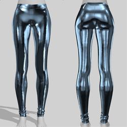 Leggings Maddy Metal Blue