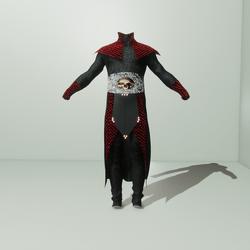 Male Warlock Costume Ver1