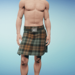 Kilt: Munro-Weathered Brown