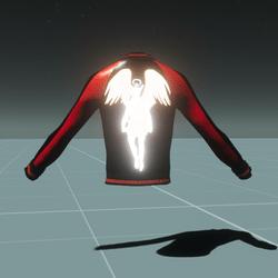 Galileo Jacket Red/Black