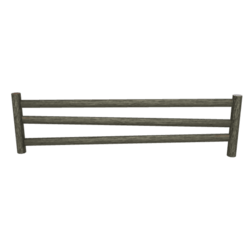Ranch Fence Kit