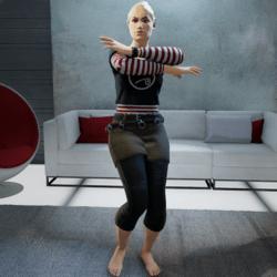 Russian Dance 2 (Female)