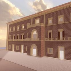 BUILDING TWO FLOOR 2