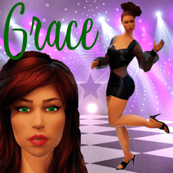 Grace (With High-heels)