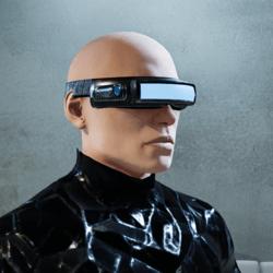 Sci Fi Visor | Entec-1