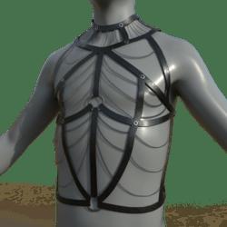20-034-0030 - Male Body Harness