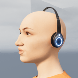 SLEEK Headphones | Female