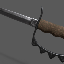 Trench Knife (Ring)