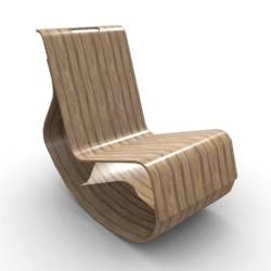 Rocking Chair 2 FP