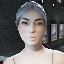 Female Galaxy Avatar v2