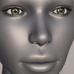 Women Eyes - Green