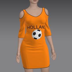 Soccer Dress Holland