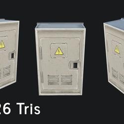 Utility Box E