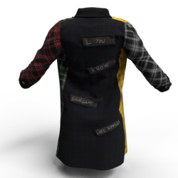 Ryuk Jacket female