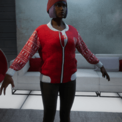 BomberJacket_Female_Xmas