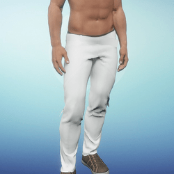 FREE Untextured Male Pants (for testing)
