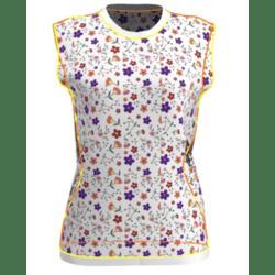 Summer Flower -Sleeveless T-shirt