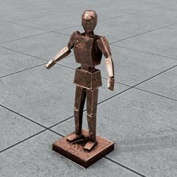Little Copper Man